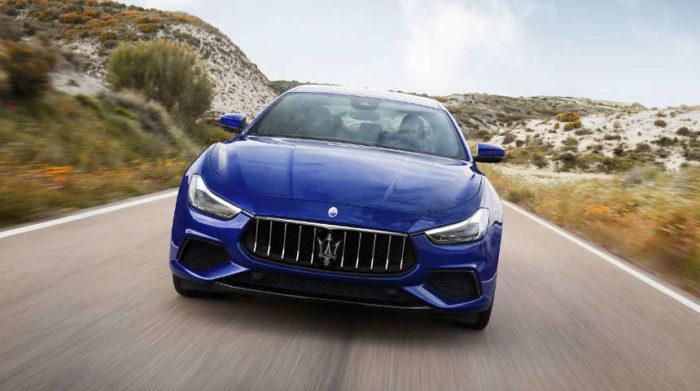 Maserati Ghibli noleggio